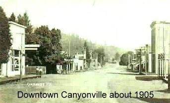 Canyonville 1905